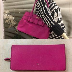 KATE SPADE Handbag w/ matching wallet!!